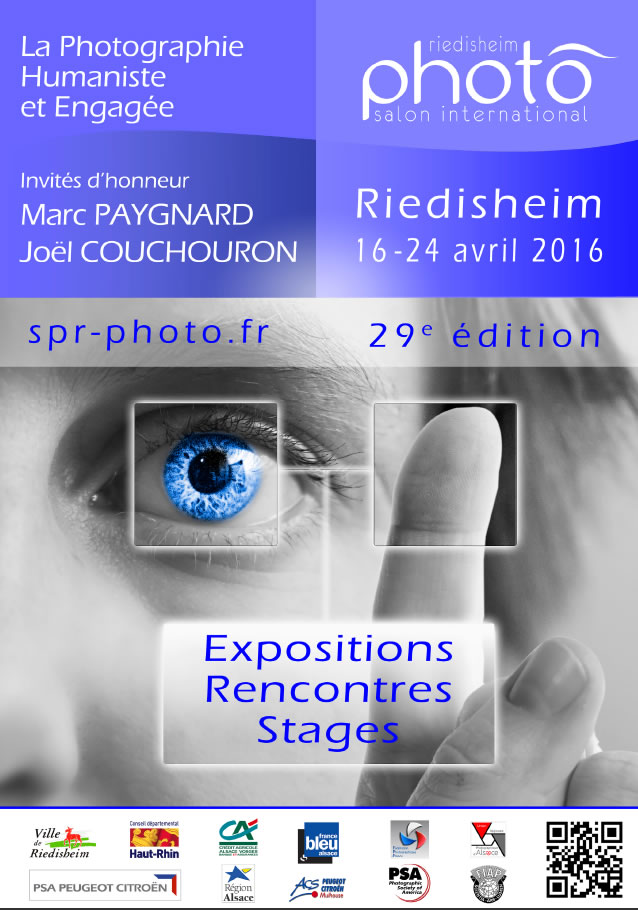 Salon de la photo à Riedisheim du 15 au 24 avril